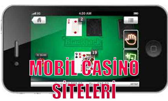Mobil Casino Siteleri