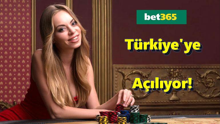 Bet365 Casino Bahis Şirketi Türkiye Pazarına Açılıyor!